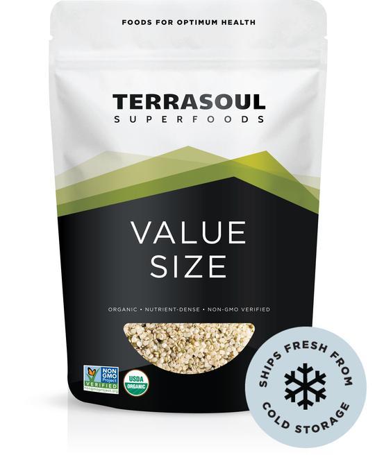 Hạt gai dầu tách vỏ của Terrasoul